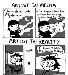 Ideas Funny Comics Strips Humor Sarah Andersen For 2019 Stupid Funny Memes, Funny Relatable Memes, Funny Texts, Funny Humor, Sarah Andersen Comics, Deep Dark Fears, Sarah's Scribbles, 4 Panel Life, Artist Problems
