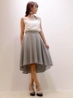 kamiseさんのスカート「JILLSTUART マリンドレープスカート」を使ったコーディネート