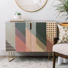 Home Furniture Wooden Modern Furniture Sketch Plywood Furniture, Upcycled Furniture, Unique Furniture, Furniture Projects, Furniture Decor, Painted Furniture, Furniture Design, Geometric Furniture, Patterned Furniture