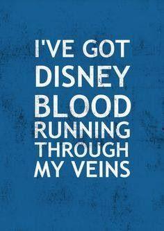 Disney Blood