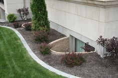 Basement Window Well | Egress Window Wells | RockWell - Quality Window Wells