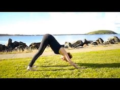 Yoga Body Workout: Surprisingly Fast Core Transformation! with Sadie Nardini - YouTube