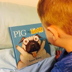 READ our BOOK OF THE WEEK: Pig the Winner by Aaron Blabey We absolutely love #aaronblabey's Pig the Pug series and we all (monkeys and parents!) get very excited when we can get our hands on another one. Needless to say Pig the Winner did not disappoint and is being re-read almost nightly. In case you missed it take a look at our interview with the fantastically funny Aaron Blabey on the Blog page on our webiste (link in bio or below). #aaronblabey #pigthepug #pigthewinner #thebadguys #read…