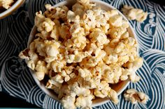 Sweet and spicy, Tabasco Honey Butter Popcorn