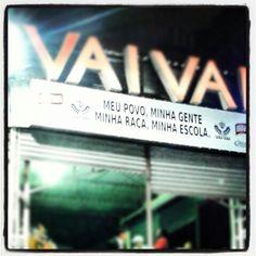 Escola de samba Vai Vai.  São  Paulo