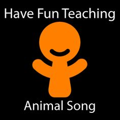 Animal  Song - teaches types of animals and animal sounds.  Teaches kids about mammals, birds, fish, reptiles, and amphibians.  So cute!