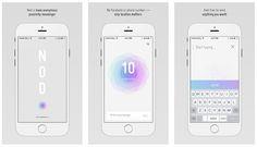 CompuTekni: Nod (iOS), app de mensajería anónima para comunicarte con la gente a tu alrededor