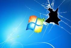 割れたWindows デスクトップの壁紙 | 壁紙キングダム PC・デスクトップ版
