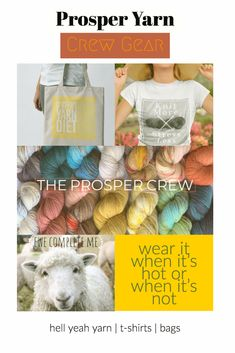 Proper Yarn Home Yarn Store, Stress Less, Knitting Wool, Sock Yarn, Hand Dyed Yarn, Diy Gifts, Weaving, Cotton, Loom Weaving