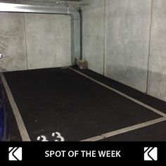 Park in Hobart's CBD for $16/day. Visit our 'Spot of the Week'.