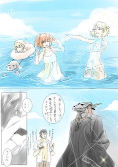 Elias Ainsworth, Chise Hatori, The Ancient Magus Bride, Anime Life, Anime Artwork, Cool Cartoons, Art Reference, Manga Anime, Memes