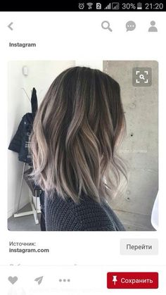 ✔️ root color dark  ✔️end color good ash