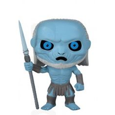 Boneco White Walker - Game of Thrones - Funko Pop! #geekwish