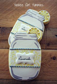 Lemonade cookie