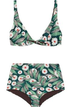 Flattering high-waisted bikinis to hit the beach in (Slide 8)