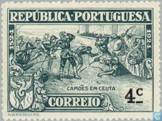 Portugal [PRT] - Camoes 1924