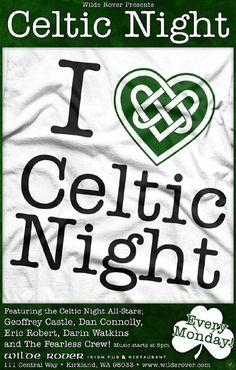 Celtic Night @ Wilde Rover