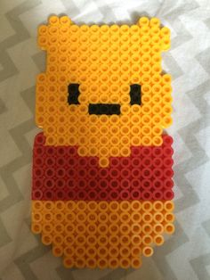Winnie the Pooh from Winnie the Pooh perler bead