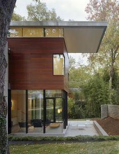 Flawless Modern Design and Spiritual Simplicity: Matryoshka House
