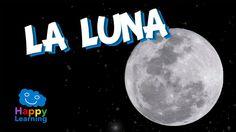 En este vídeo podremos conocer más sobre la luna.