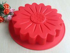 forma de silicone decorada