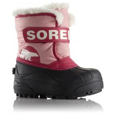 #Sorel SNOW COMMANDER #shoes #kids #winter #kookenkä