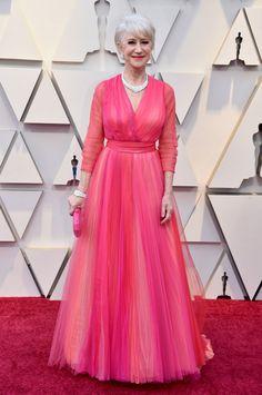 72a2f57da3 Oscar 2019: a legszebb estélyi ruhák a vörös szőnyegről Helen Mirren Oscar,  Academy Awards