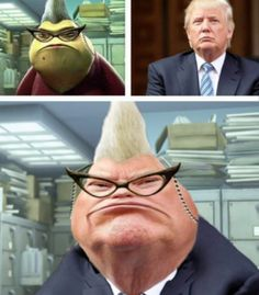 My favorite Trump