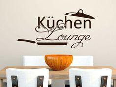 #Tattoo für #Küche Spruch Küchen Lounge #Wandtattoo #Wanddeko