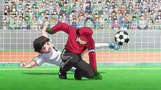Captain Tsubasa, Anime Figures, Chara, Boys Who, Cartoon Network, Soccer, Animation, Favorite Things, Embroidery Designs