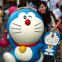 #doraemon #hongkong #japan #cartoon Happy Birthday to Doraemon~~ - @shadowunique- #webstagram