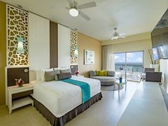 The Beautiful El Dorado Seaside a Suites in Cancun, MX. Ask me about this Resort.