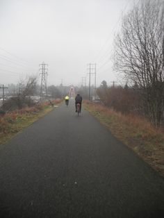 CycleManiacs Group Ride on a winter day