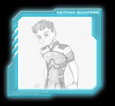 Keithan Quintero