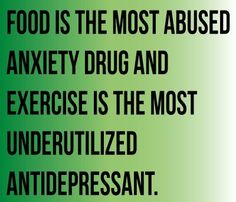now-do-it:    sogoodtheycantignoreme:    Eat good food when you're hungry. Workout when you're bored or sad or anxious or anything else that a workout could help :)    Food can make you either sick or healthy, you choose.