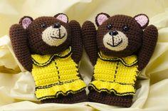 Bear Mitts