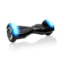 Hoverboard Balance Scooter LED lights - Black