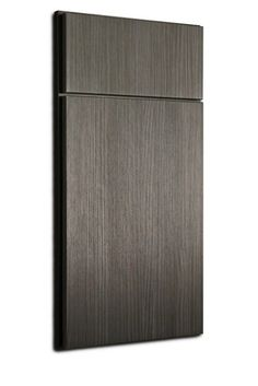 Firma Cabinet Door Driftwood Thermal Structured Surface
