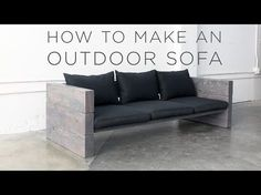 Homemade Couches the easiest way to make diy sofa at home with material available