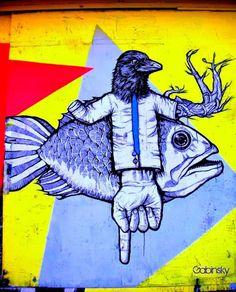 Graf MFJ 2 *Uno de mis favoritos. — at Ave. Manuel Fernández Juncos, Pda. 24, Santurce, Puerto Rico.