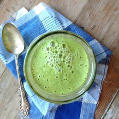 Low Glycemic Green Smoothie