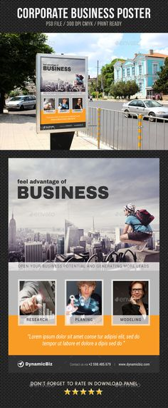 7 Best Business Poster Images On Pinterest Business Poster Poster