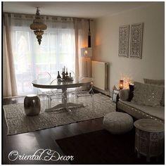 . Moroccan Design, Moroccan Decor, Modern Interior, Interior Architecture, Interior Design, Exotic Homes, Islamic Decor, Oriental Decor, Living Room Inspiration