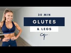 Short Workouts, Fun Workouts, At Home Workouts, Body Workouts, At Home Glute Workout, Butt Workout, Tone Arms Workout, Thigh Exercises, Belly Fat Workout