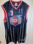 Vintage Steve Francis Houston Rockets  jersey , XX-large