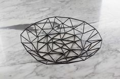 2016-02 Welded Basket, Marble Stands, Icosahedron -4.jpg