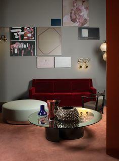 Azucena Showroom von Dimore Studio. www.ad-magazin.de