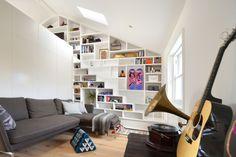 Loft Space in Camden by Craft Design 06