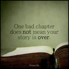 One bad chapter...