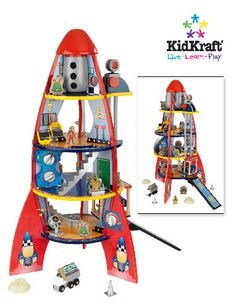 Rocket Ship Set